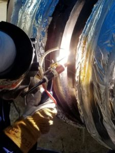 Tip Tig Heay Pipe Wall