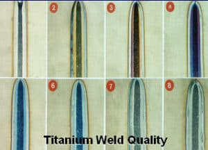 Titanium Color